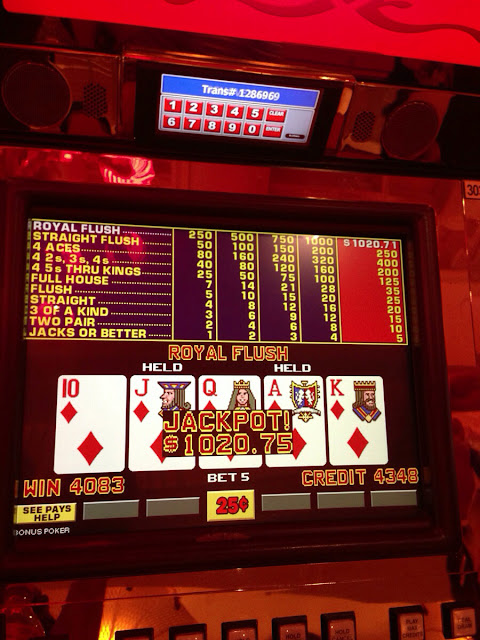 Encore Royal Flush
