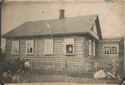 Дом Шуваловых во Втрое(из личного архива Шувалова А.А.)