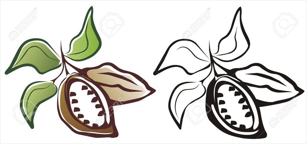 [22338638-cacao-s-mbolo-en-dos-variantes-negro-y-color-aisladas-Foto-de-archivo%5B5%5D]