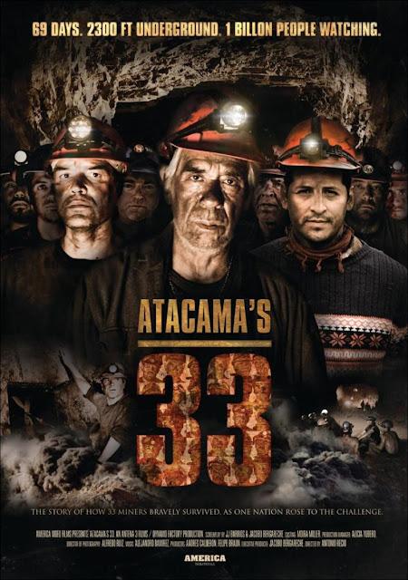 33 Người Thợ Mỏ - The 33
