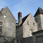 Rue de la Treille : façades