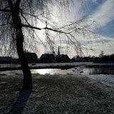 Winterse foto's in Hugo de Grootpark - Foto's Petra Brugman