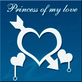 Princess of my love