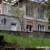 село Костенец - изоставена баня с минерална вода