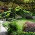 Jardin japonais traditionnel