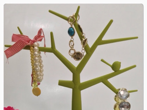 Tree Rack Jewelry Display Organizer from Born Pretty Store