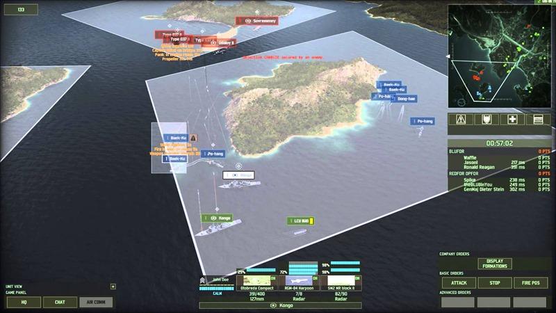 Naval-Wargame-Simulation