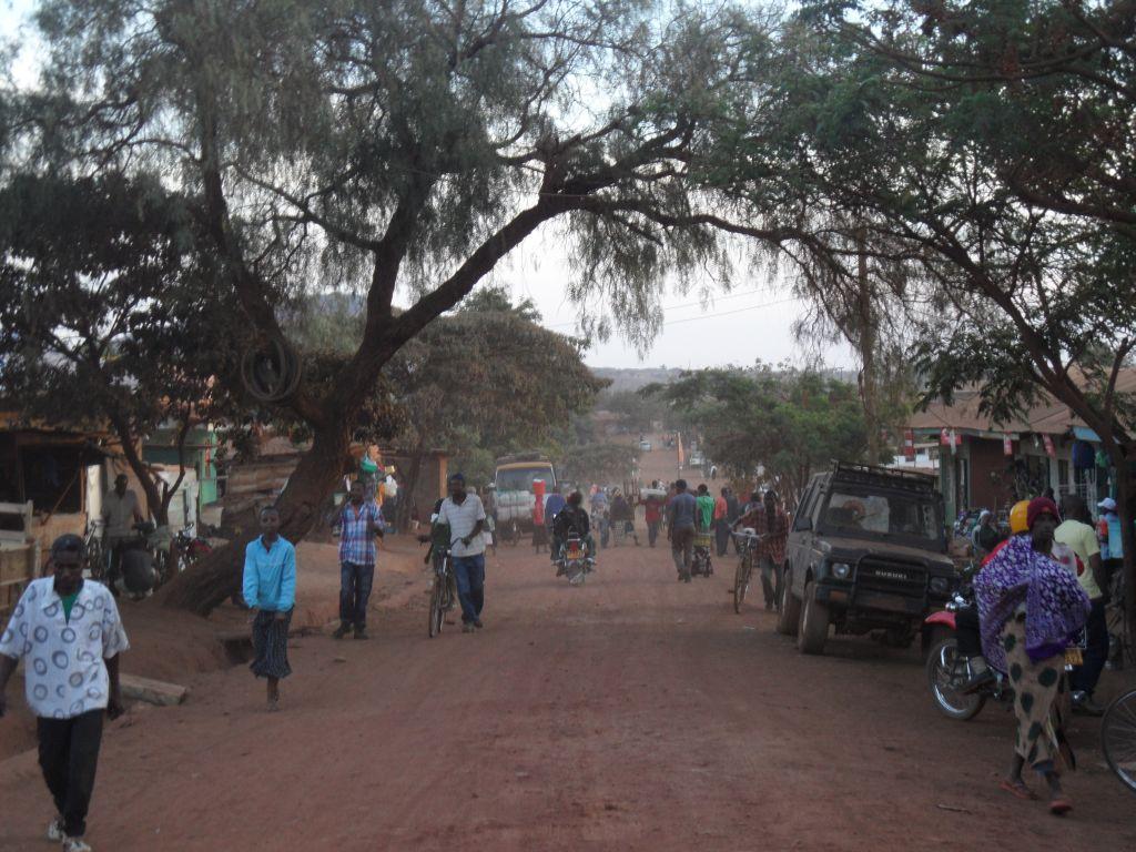 Tanzanya Karatu Kasabası