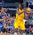 DeLisha Milton-Jones #8.  (WNBA Western Conf. Finals GM 2, Los Angeles Sparks 79 vs. Minnesota Lynx 80, Staples Center, Los Angeles, CA. October 7, 2012.)