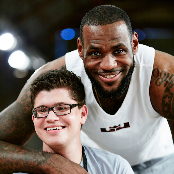 Nike Creates Flyease LeBron Solider 8 To Help Disabled Athletes