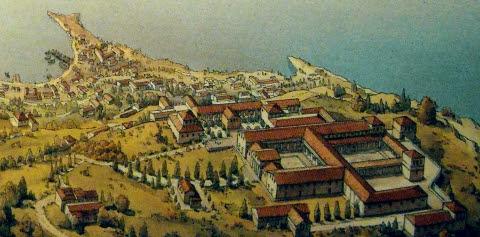 Parthenope, sulla collina di Pizzofalcone