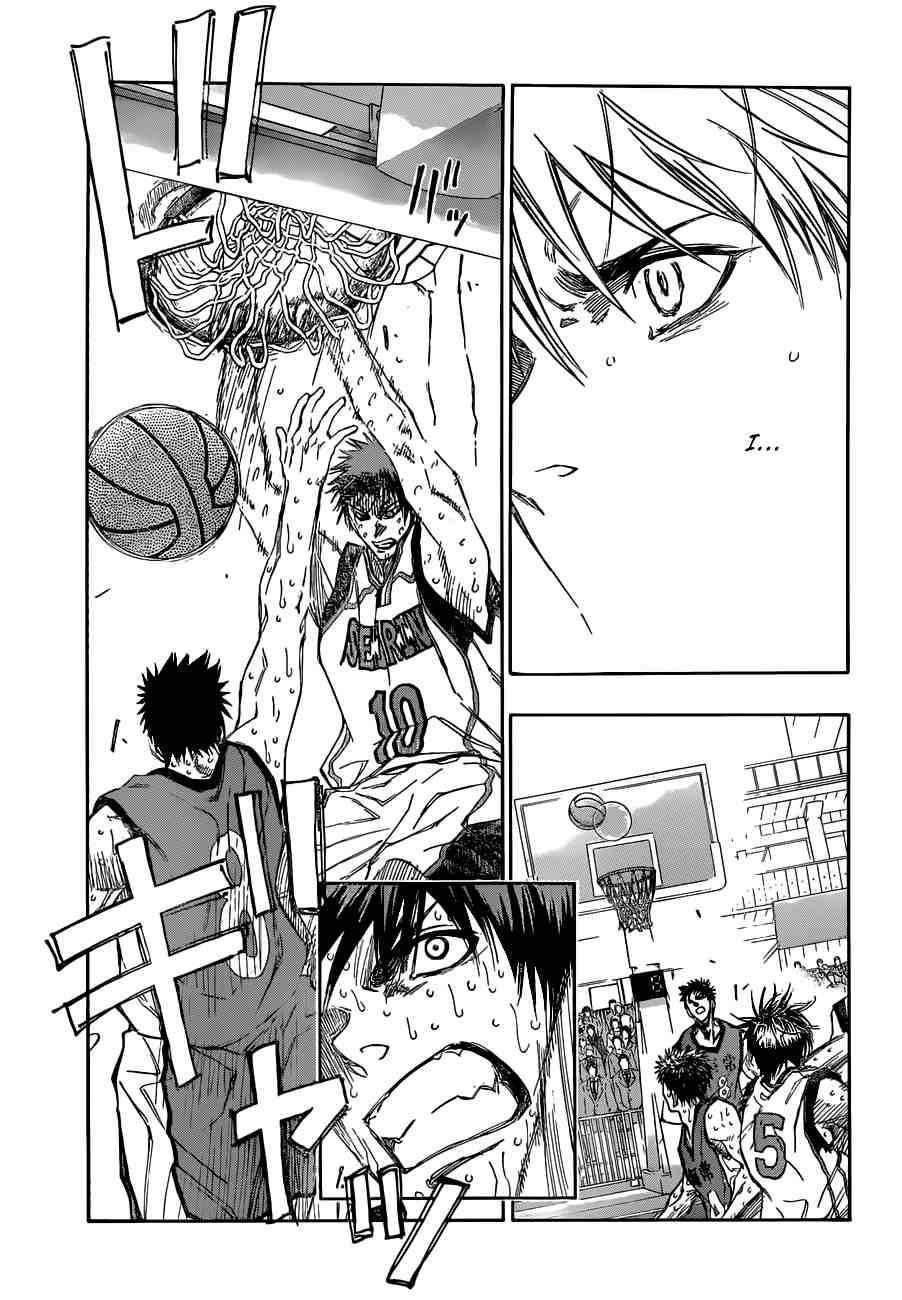 Kuroko no Basket Manga Chapter 195 - Image 11
