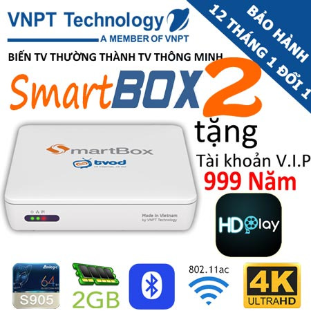 androd box vnpt smart box 2
