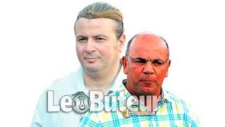 CRB : Le contrat de Bouali sera résilié à l'amiable