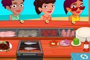 لعبة طبخ السمك