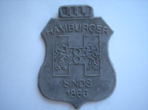 Naam: HamburgerPlaats: UtrechtJaartal: sinds 1866