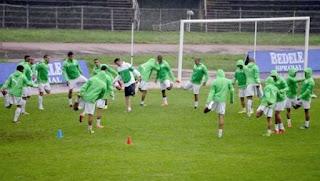 Qualifications CAN-2017/ Seychelles-Algérie : Zone mixte avec les joueurs dimanche à Sidi Moussa