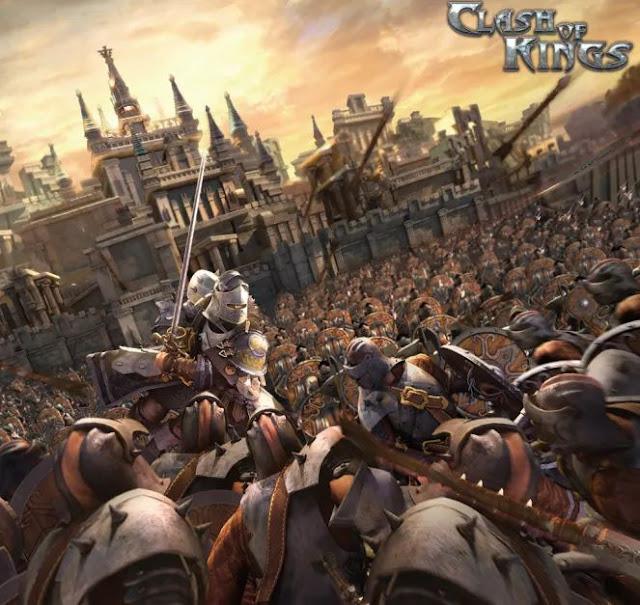 Uygarlık Hisarı Duyurusu - Clash of Kings