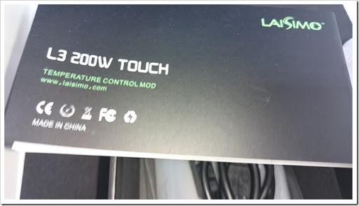 DSC 2389 thumb%25255B2%25255D - 【MOD】大画面液晶タッチパネル!【LAISIMO L3 200W Touch Mod」レビュー!