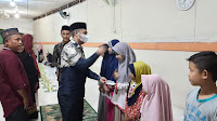 Keluarga Besar MAN Aceh Barat Daya Selenggarakan Silaturrahmi Akbar Serta Santunan Anak Yatim
