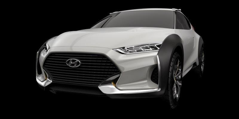 Seoul 2015 Hyundai Hnd 12 Enduro Concept