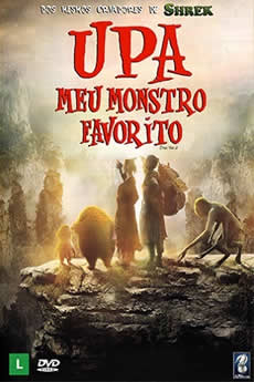 Baixar Filme Upa : Meu Monstro Favorito - Dublado Torrent Grátis