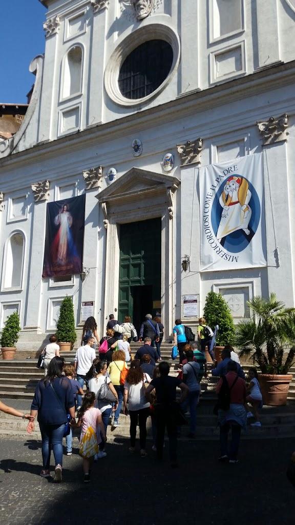 Pielgrzymi z Castellammare w Rzymie, 8 czerwca 2016 - IMG-20160608-WA0043.jpg