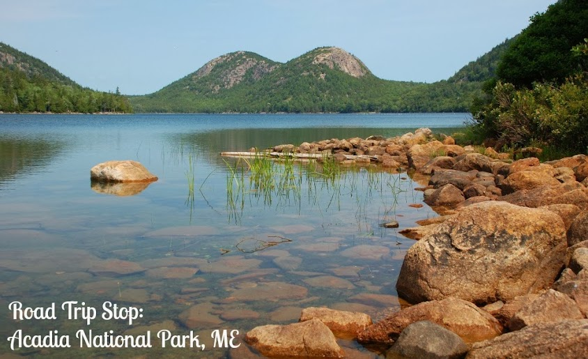 New England Road Trip Ideas: Visit Acadia National Park in Maine