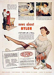 Carothers Nylon Dupont 10