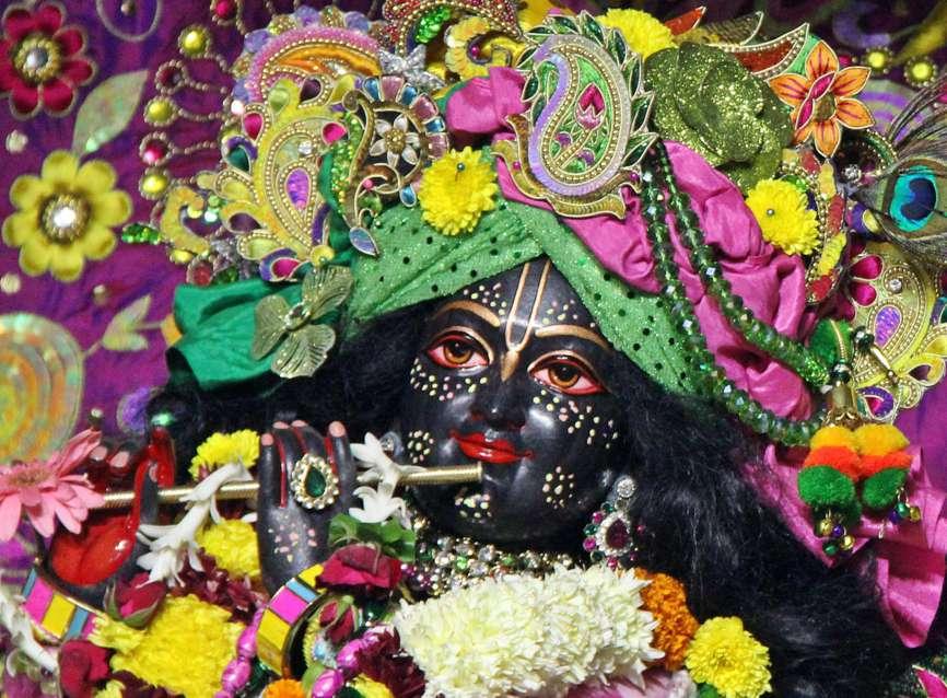 ISKCON Delhi Deity Darshan 18 Dec 2015 (8)