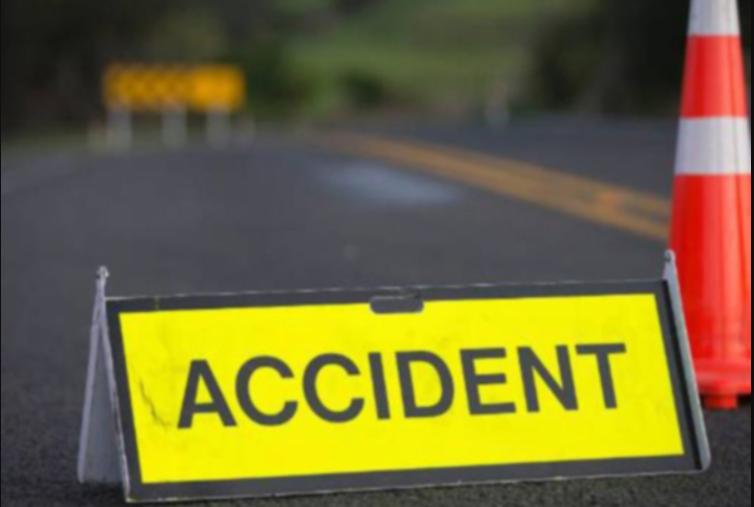 मैट्रिक के छात्र समेत दो की सड़क दुर्घटना में मौत, घटनास्थल पर ही तोड़ा दम