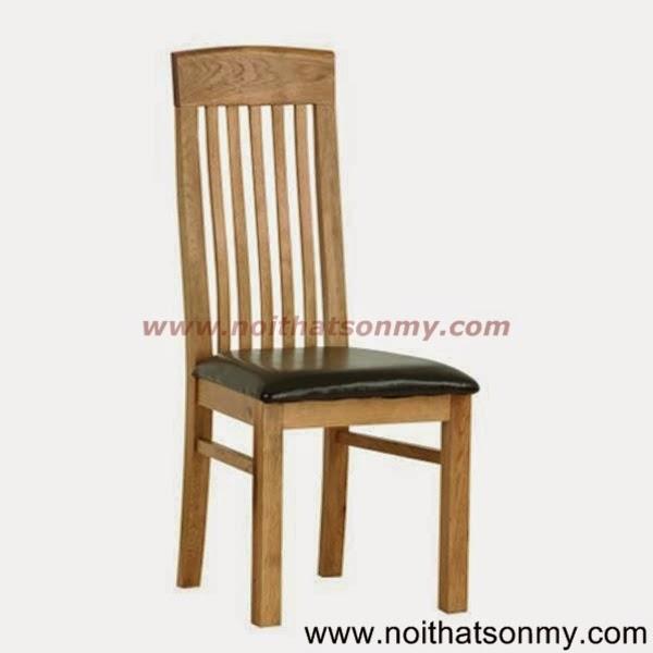Ghế gỗ màu trắng