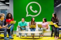 WhatsApp Tanpa Internet Bisa, Ini Penjelasannya