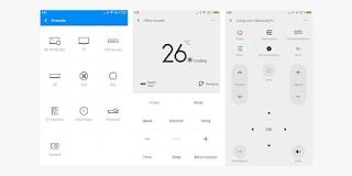 cara mengubah hp android menjadi remote TV dengan aplikasi Mi Remote