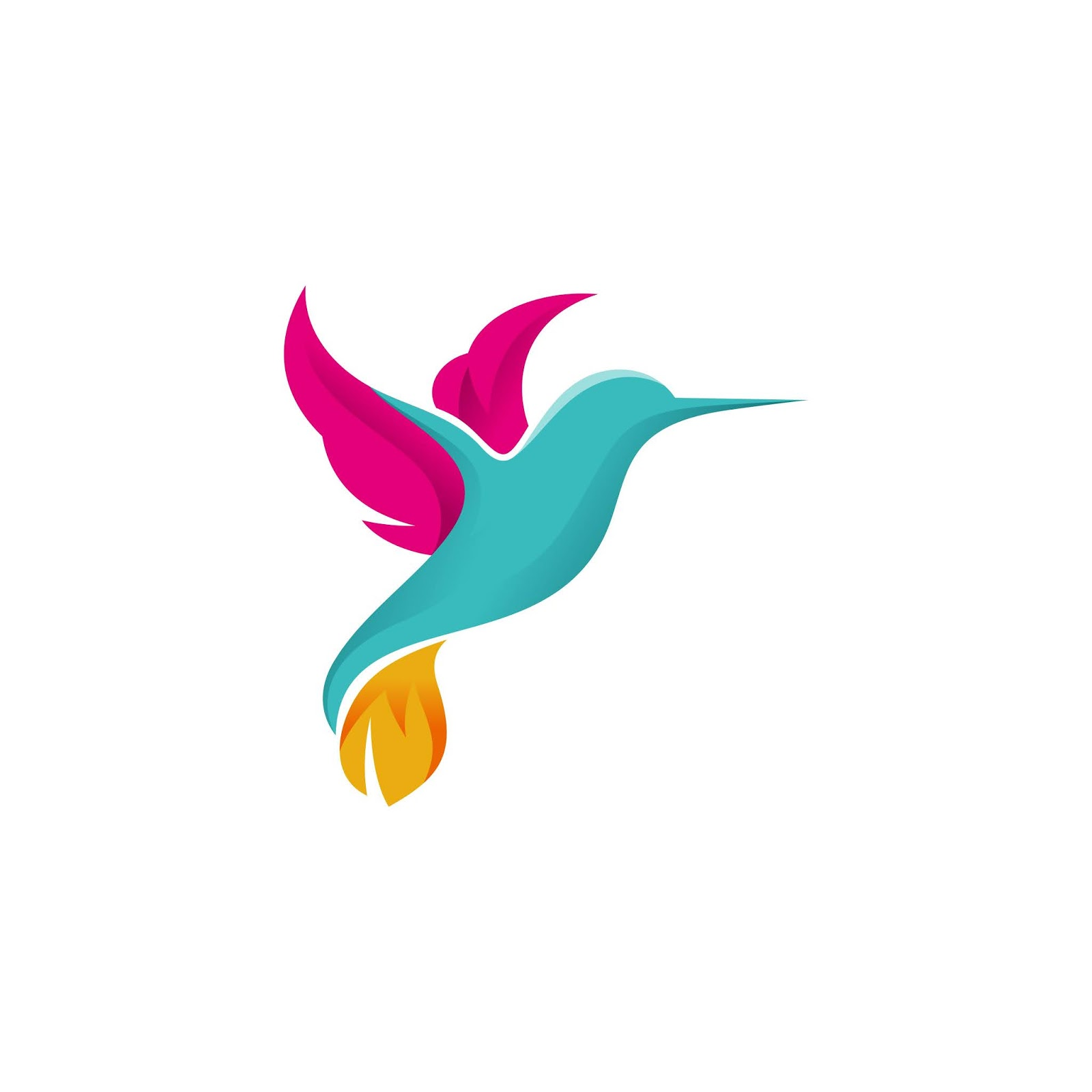 Hummingbird Logo Free Download Vector CDR, AI, EPS and PNG Formats