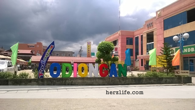 New Signage in Odiongan Town