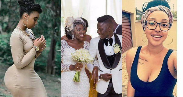 Exclusive PHOTOS of the Girl who Claims Stonebwoy Used and Dumped her