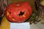 Najładniejsza i najśmieszniejsza dynia Halloween 31.10.2012 r.
