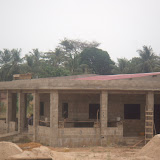 La costruzione del Centro di Riabilitazione in Togo