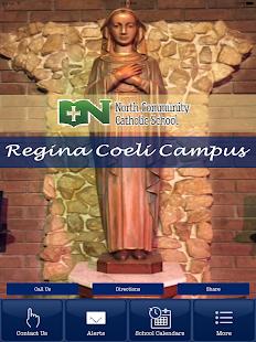 Regina Coeli School - náhled