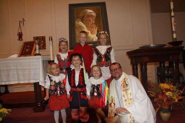 Feast of Blessed John Paul II: October 22nd - pictures  Aneta Mazurkiewicz - IMG_0740.jpg