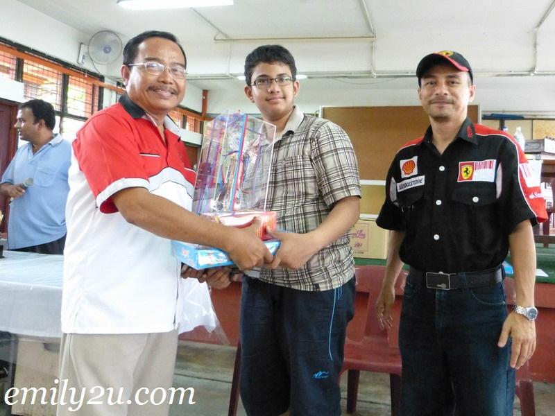 2012 SMK Seri Putra Open Chess Tournament