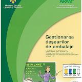Lansarea manualului de ecologie ECOROM - proiect educational - noiembrie 2009 - 1.JPG