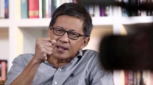 PDIP Partai yang 'Bersih', Rocky Gerung: Saya Kira Responden Salah Baca