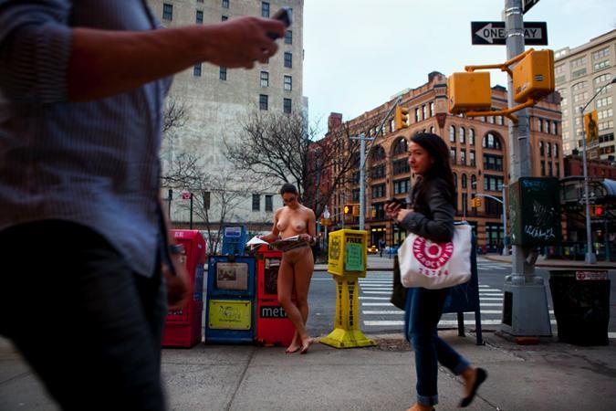 Erica Simone: Nue York - NY Metro
