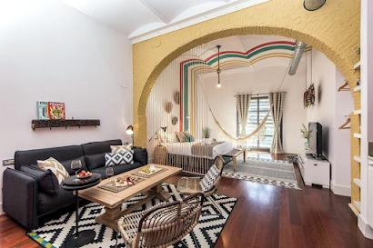 Loft Villa Olimpica Beach Serviced Apartment, Barcelona