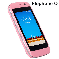 Elephone Q Telefoane Elephone la preț mic! Promoție de doar o oră!