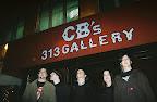 Dec 16, 2004. CBGB's/CB's 313 Gallery.