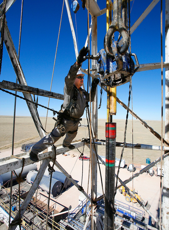 Oil and Gas Jobs: Roustabout