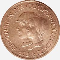 249d Medaille für Verdienste in der Volkskontrolle der Deutschen Demokratischen Republik Stufe III www.ddrmedailles.nl